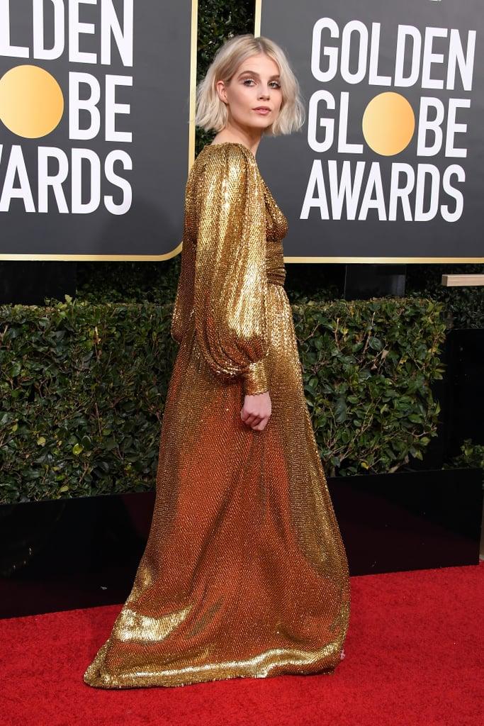 Golden Globes Red Carpet Dresses 2019