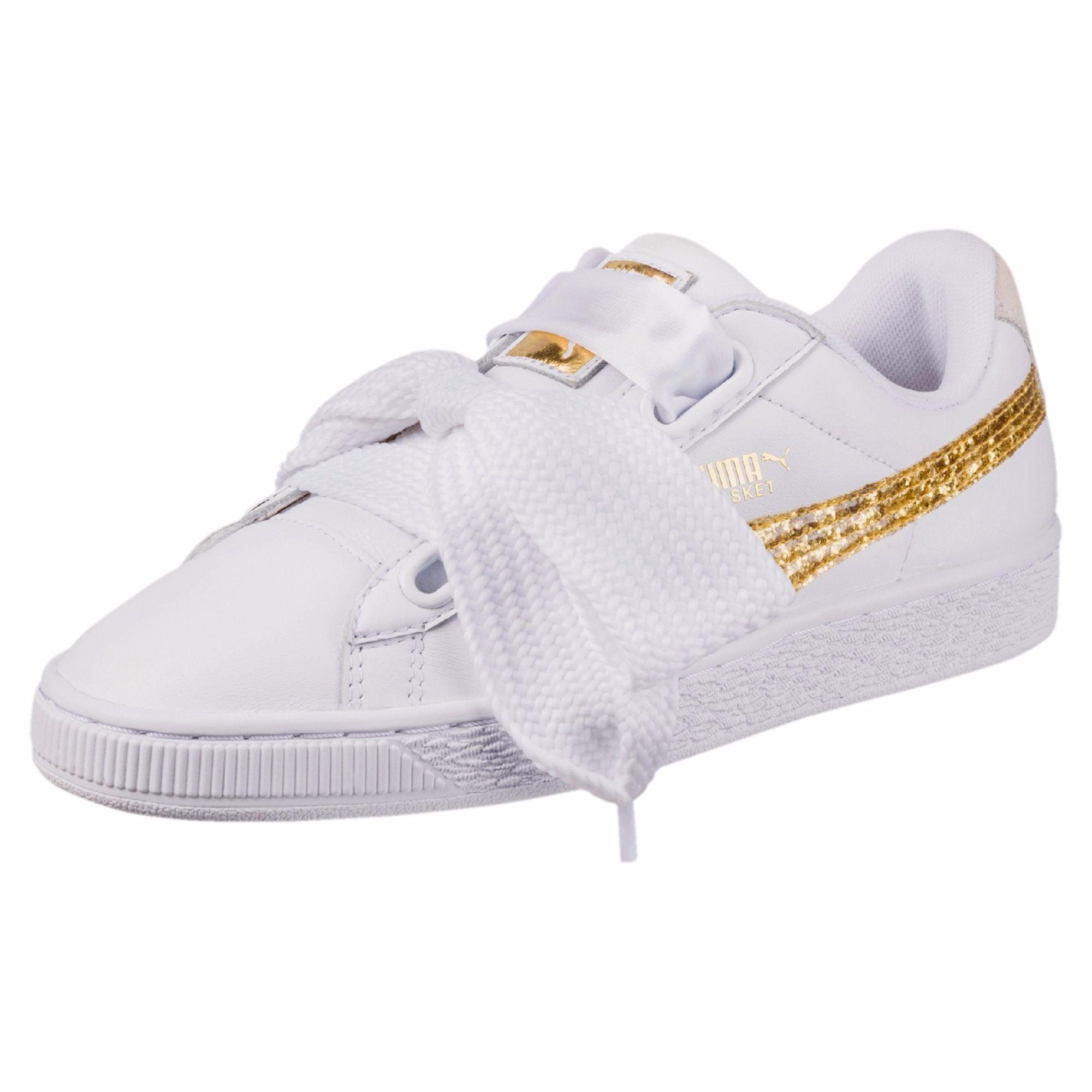 Puma Glitter Sneakers | POPSUGAR Fashion