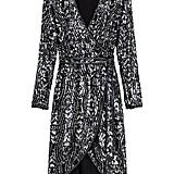 Rodarte x & Other Stories Sequined Silk Dress ($325)