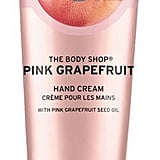 The Body Shop Pink Grapefruit Hand Cream (£4)
