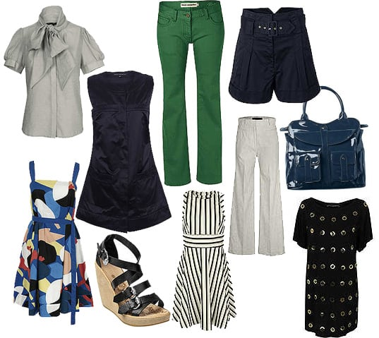 On Our Radar: Spring/Summer 08 at French Connection