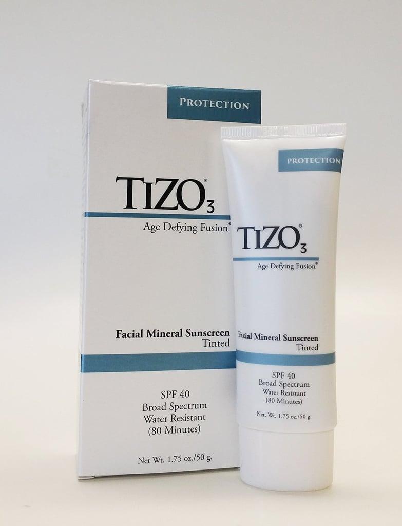 Tizo3 Solar Protection Facial Mineral Fusion SPF 40