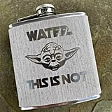 Yoda Flask