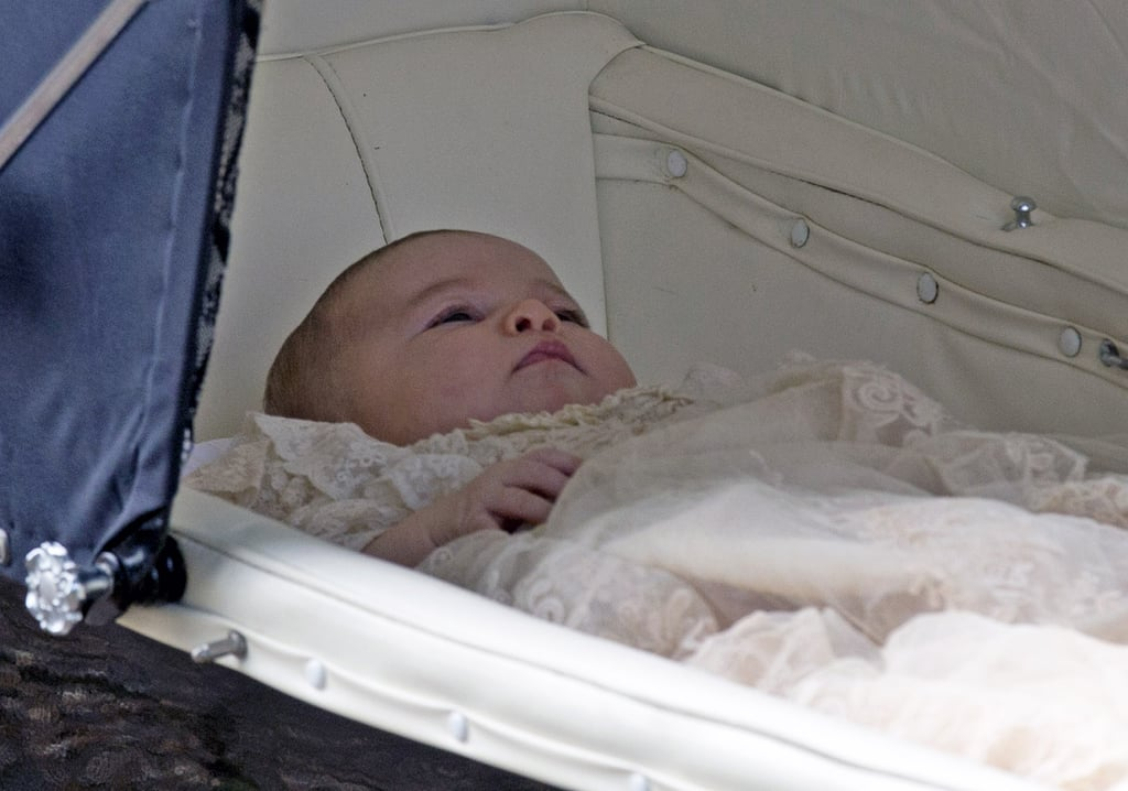 Princess Charlotte's Cutest Pictures