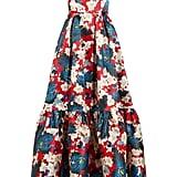 Kate's Erdem Alouette Printed Silk-Gazar Gown ($4,560).
