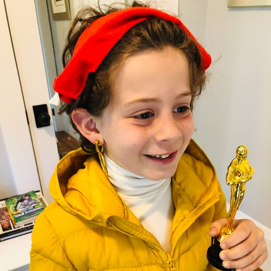 "Boy Dresses as Amanda Gorman For ""Dress as Your Idol Day"""