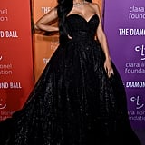 Erica Mena at the 2019 Diamond Ball