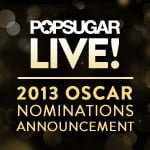 2013 Oscar Nominations Announcement Livestream