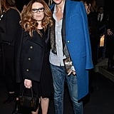 But Then She Outdid Herself When She Posed With Jenna Lyons