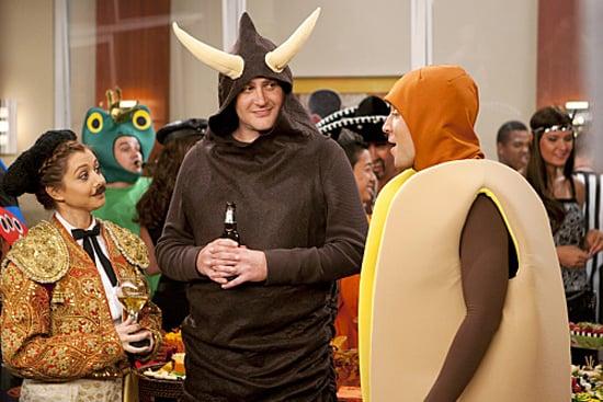Lily as a Matador, Ted as a Hot Dog