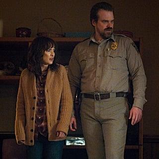 Joyce and Hopper, Stranger Things