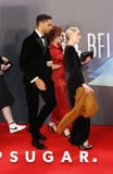 So Cute! Regé-Jean Page and Girlfriend Emily Brown Attend the London Film Festival Together