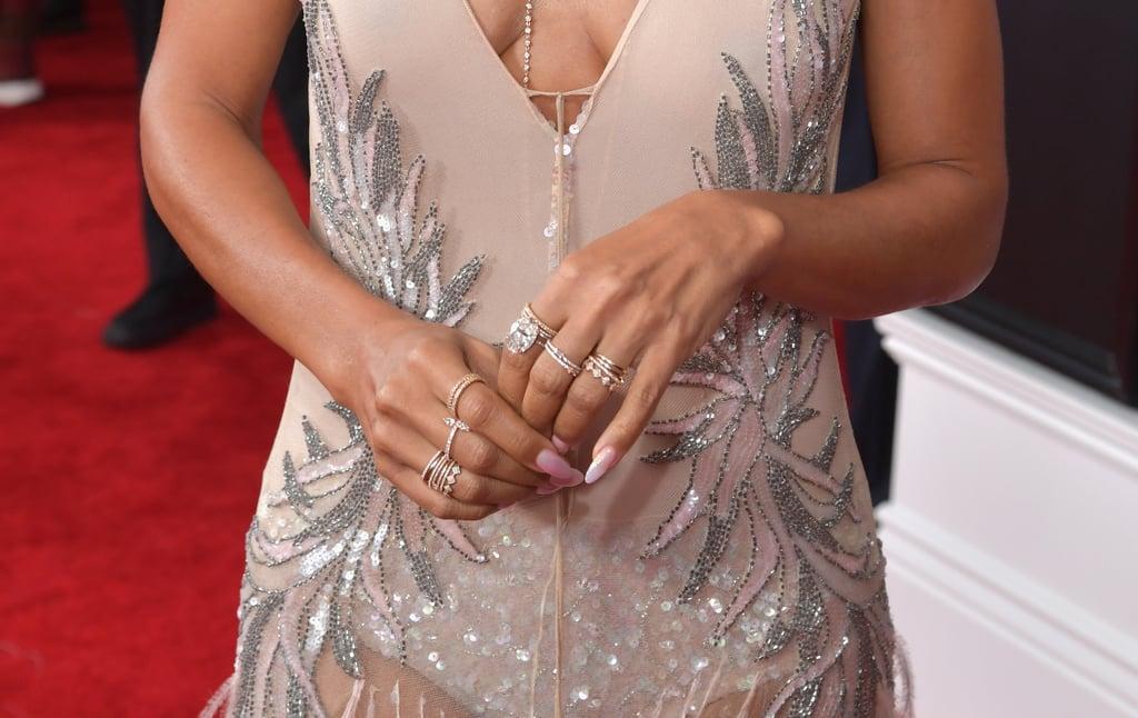 Jada Pinkett Smith at Grammy Awards