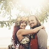 Aquaman and Mera Wedding Shoot