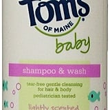 Tom's of Maine Natural Baby Shampoo & Wash