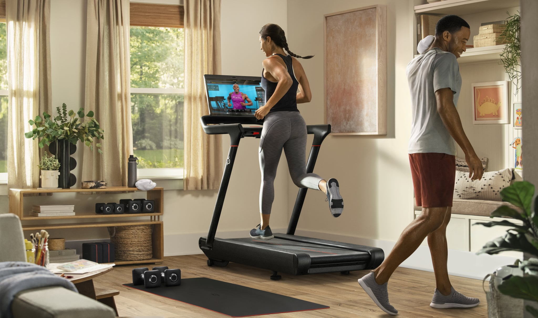 Peloton Is Releasing a Less Expensive Tread Treadmill 2