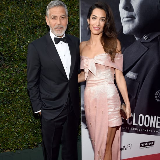 Amal Clooney AFI Speech About George Clooney June 2018
