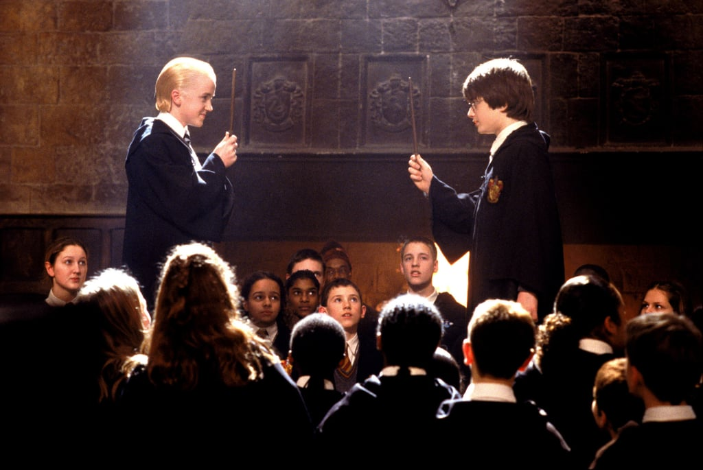 Image result for harry potter and draco malfoy