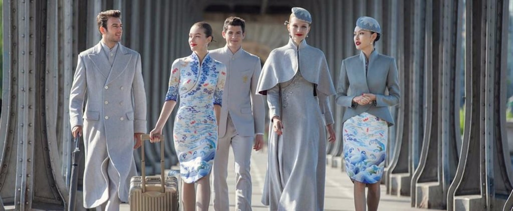 People Are Going Crazy For This Chinese Airline's New Uniforms