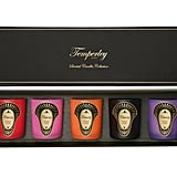 These Temperley candles (£65) smell amazing, even when they're not lit.