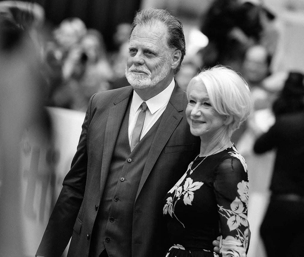 Photos of Helen Mirren and Taylor Hackford
