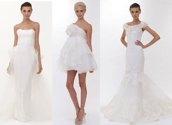 2012 Spring New York Bridal Fashion Kicks Off! First Designer Collection? Marchesa