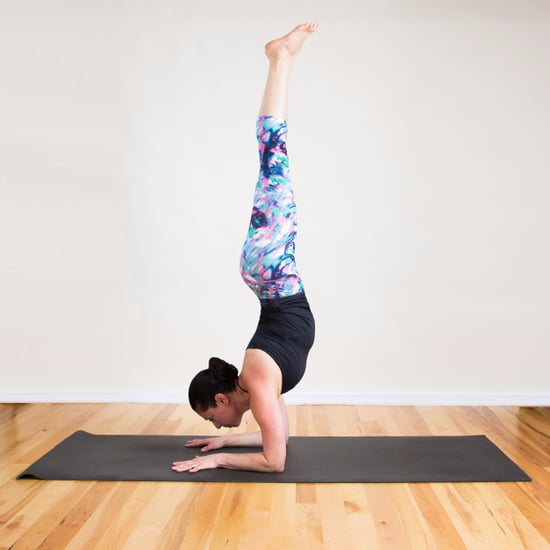 How to Do a Forearm Stand in Yoga