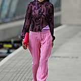 2011 Spring London Fashion Week: Michael van der Ham