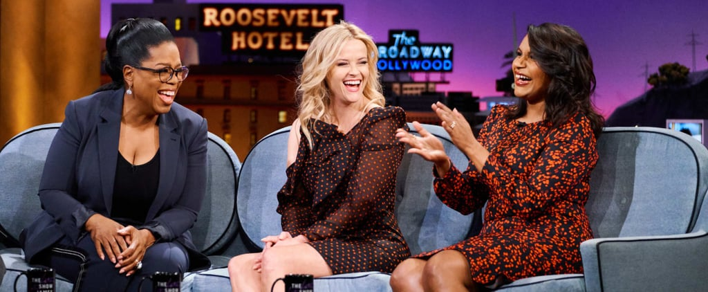 Oprah's Impersonation of Reese Witherspoon Is Too Good For Words — Just Watch!
