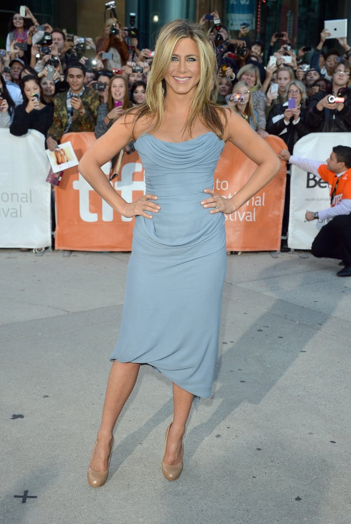 Jennifer Aniston at 45 (Now 46)