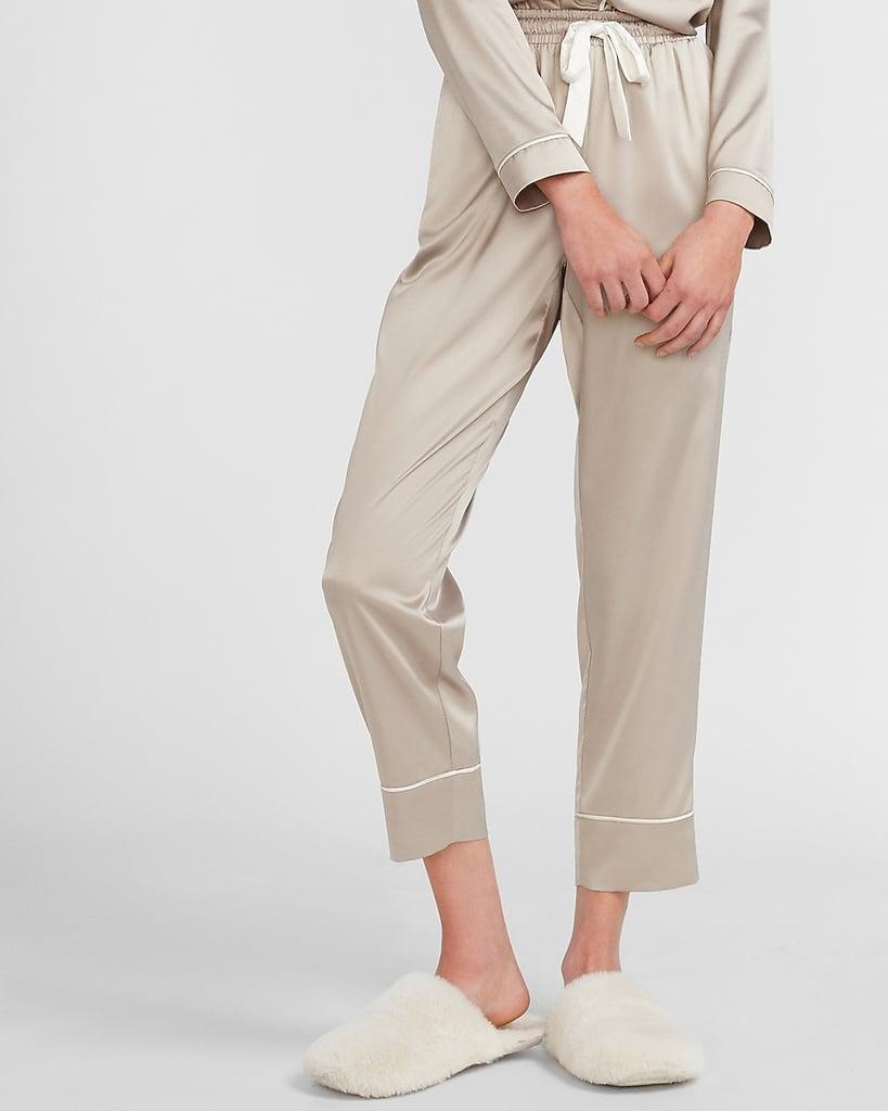 Satin Pajama Pant