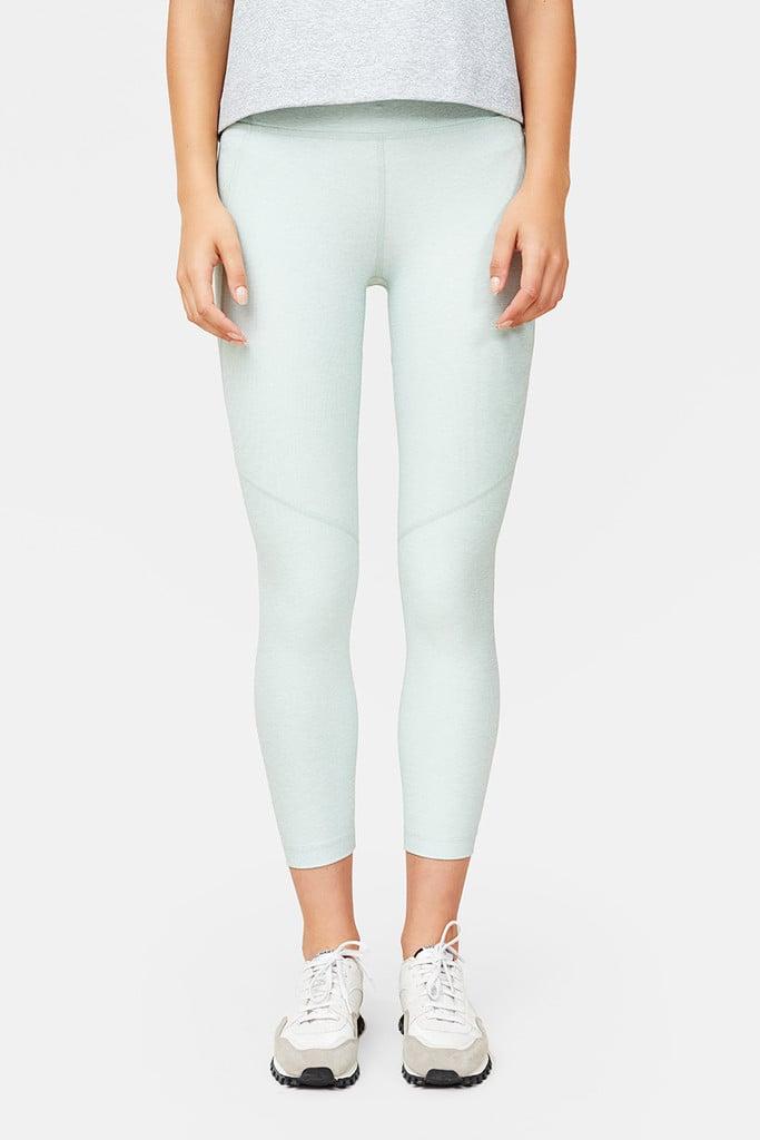 3/4 Warmup Legging — Mint