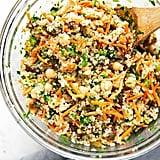 Moroccan Chickpea Power Salad