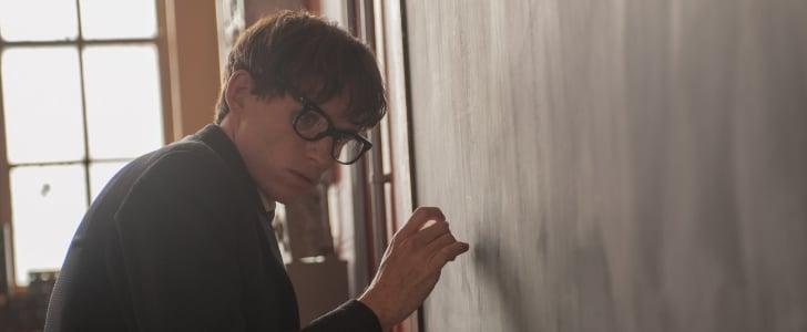 Eddie Redmayne Reveals the Easiest Part of Playing Stephen Hawking
