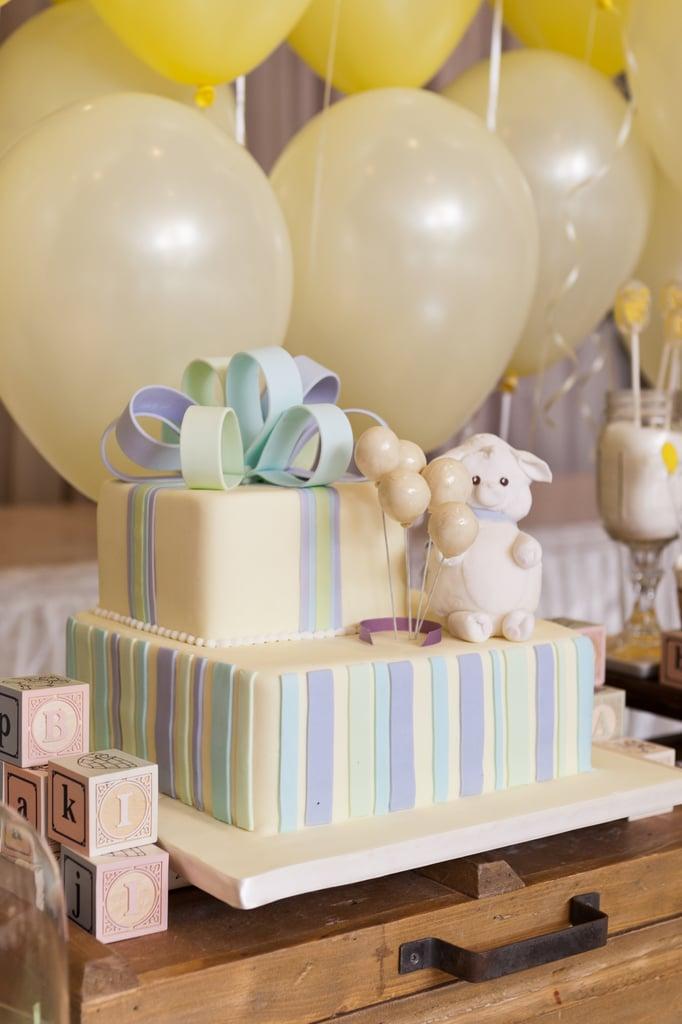 Baby Lamb Cake