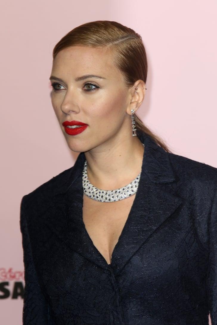 February 2014 Scarlett Johansson S Best Hair And Makeup