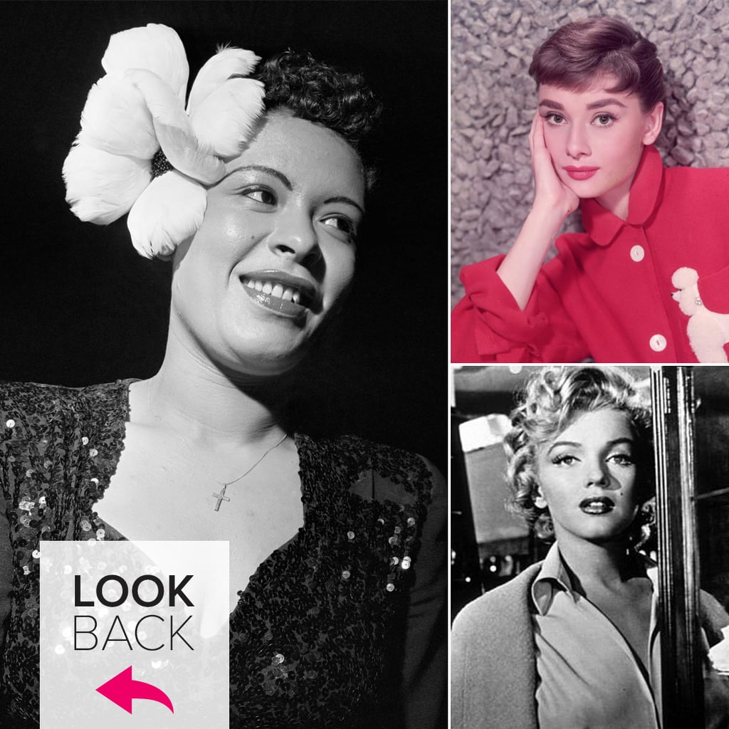 1950s Hairstyles the 1950s styled curly hair with head piece 1950s Hairstyles Pictures Popsugar Beauty