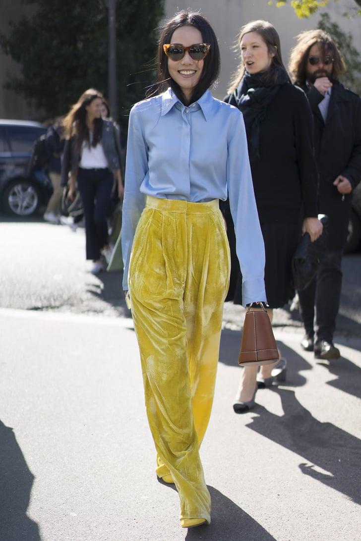 Day 6 | Paris Fashion Week Street Style Spring