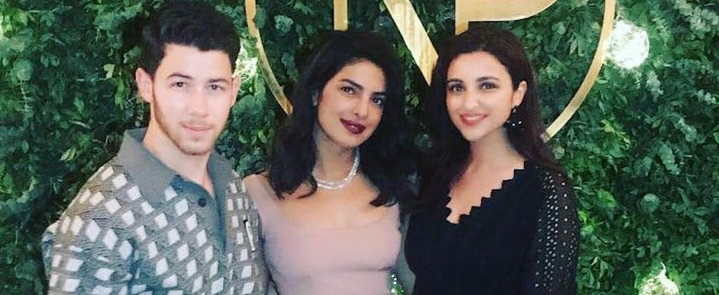 Priyanka Chopra Second Engagement Party Dress