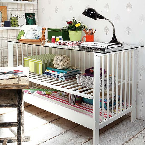 How to Repurpose Your Crib