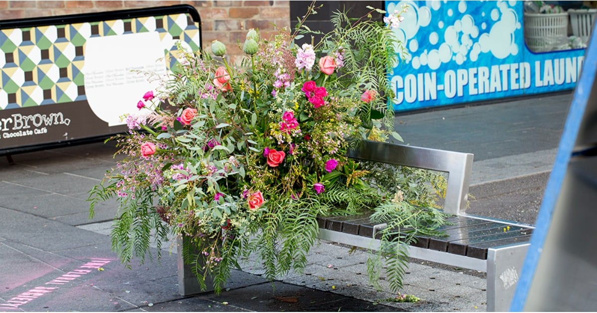 Canberra Flower Bomb for The Floral Society July 2017 | POPSUGAR ...