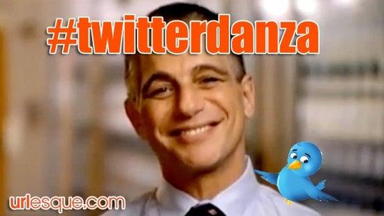 Get Tony Danza on Twitter 2010-08-27 10:00:29