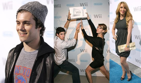 Celebrity Gamers Hit Nintendo Wii Party