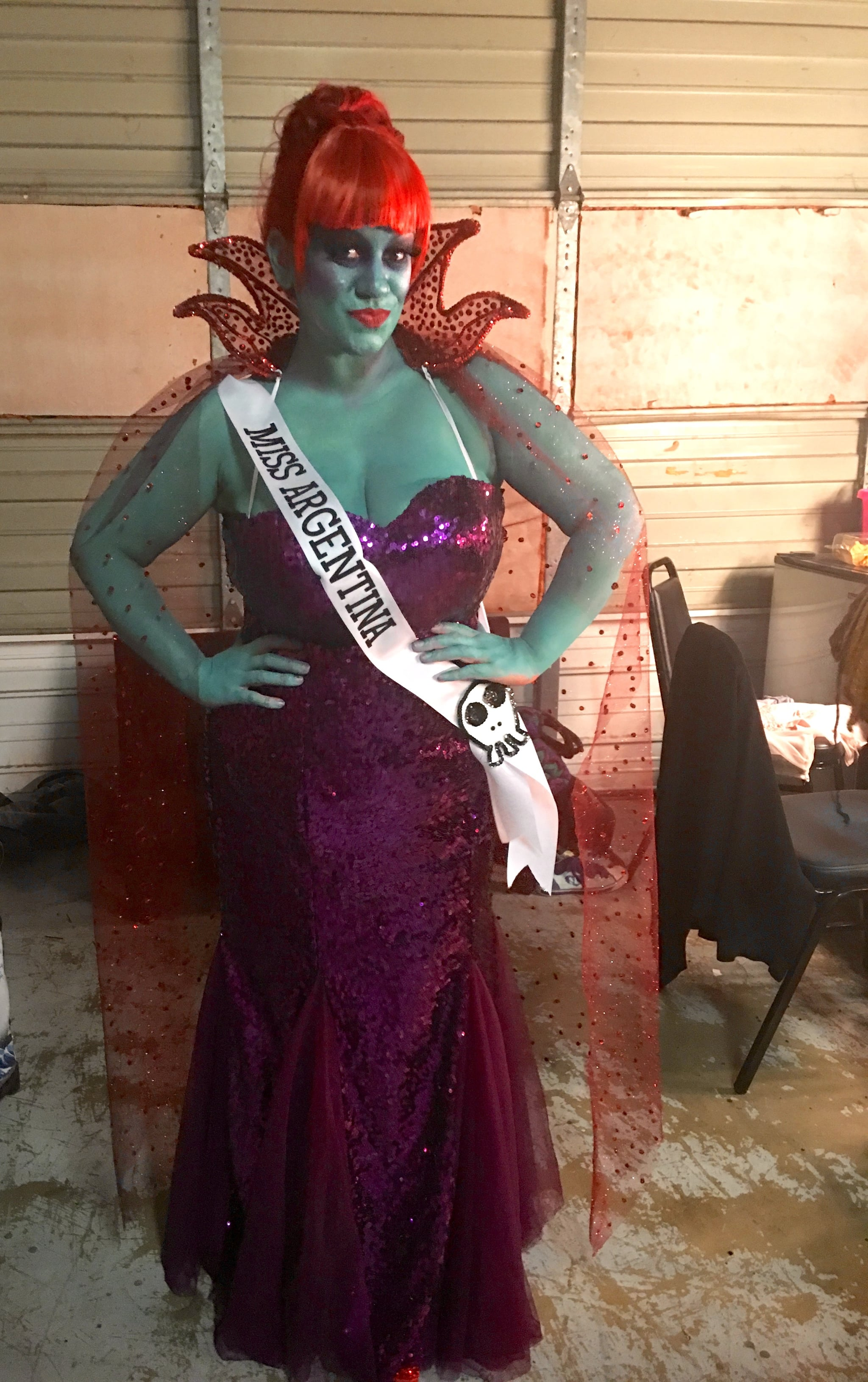 Miss Argentina From Beetlejuice Tim Burton Fans These 17 Diy Halloween Costumes Are A Nightmare Come True Popsugar Smart Living Photo 8