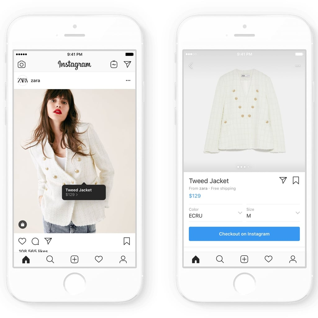 Much to My Bank Account's Dismay, Instagram Has Launched a Stupid-Easy Checkout Feature