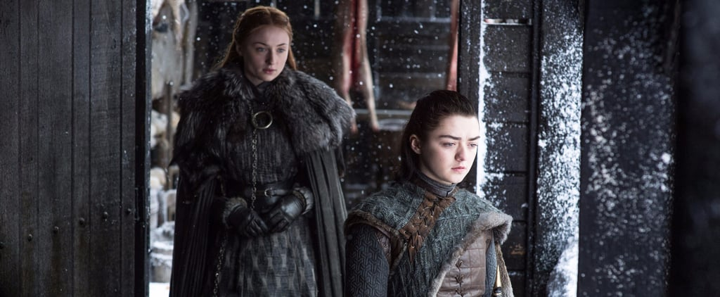 This Theory Proves That Arya and Sansa Are Actually Plotting Together Against Littlefinger