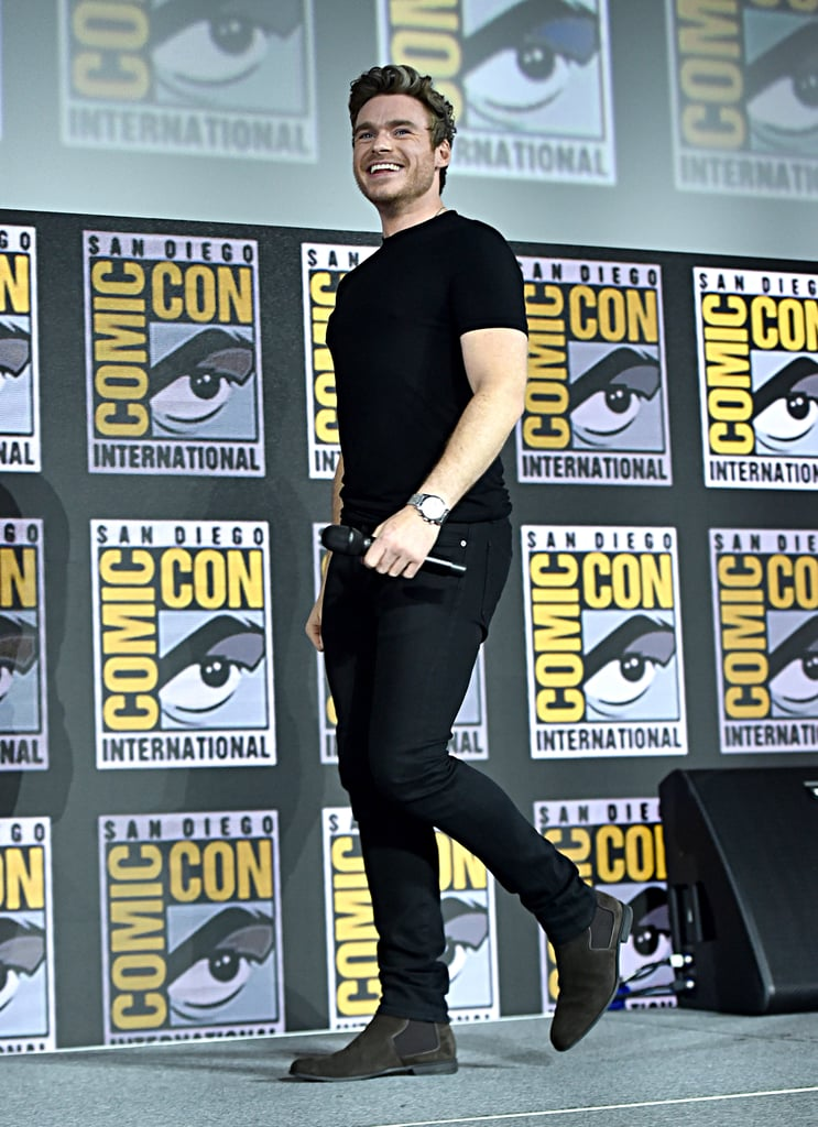 Pictured: Richard Madden at San Diego Comic-Con.