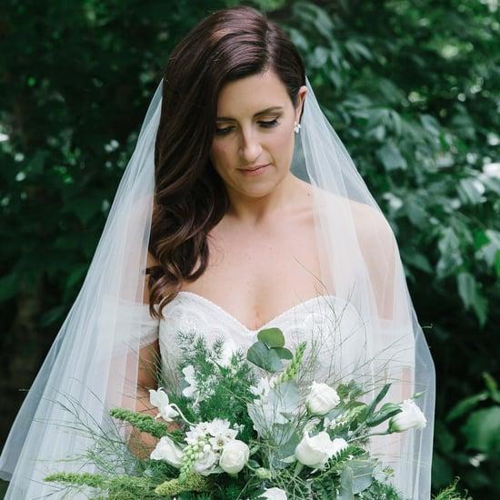 Simone Lee Brennan Real Bride Wedding Makeup