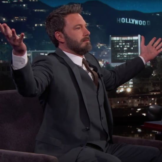 Ben Affleck Talks About Casey Affleck's Golden Globes Speech