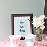 This Watercolor-Inspired Gender Reveal Party Is Seriously Stunning